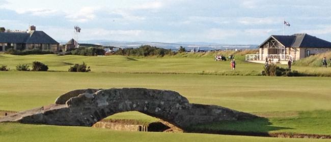 Golfurlaub St. Andrews, Golfmekka, Golf St. Andrews
